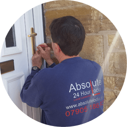 Non-Destructive-Locksmith-Bradford-Andy-Love-picking-a-lock-for-lost-keys